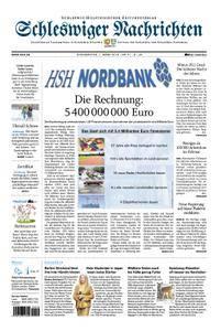 Schleswiger Nachrichten - 01. März 2018