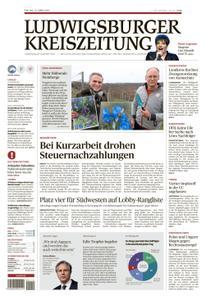 Ludwigsburger Kreiszeitung LKZ - 12 März 2021