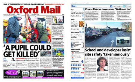 Oxford Mail – February 07, 2018