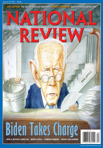 National Review - 25 January 2021