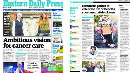 Eastern Daily Press – September 26, 2017