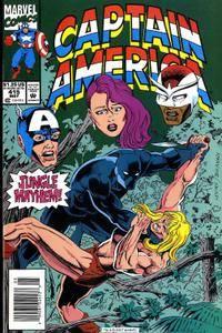 Captain America v1 415 Complete Marvel DVD Collection