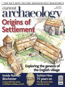 Current Archaeology - Issue 291