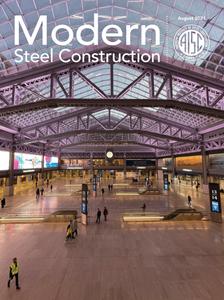 Modern Steel Construction - August 2021