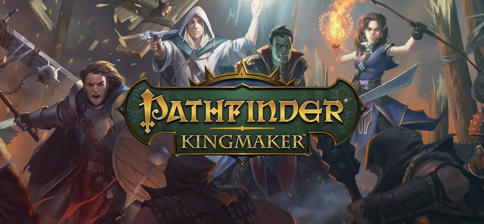 Pathfinder: Kingmaker (2018)