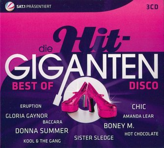 VA - Die Hit-Giganten: Best Of Disco (2013) {3CD Box Set} Re-Up