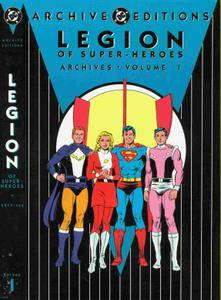 DC Archive Editions - Legion of Super-Heroes Archives - Volume 1 1991 DC