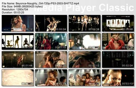 Beyonce - Naughty Girl HDTV