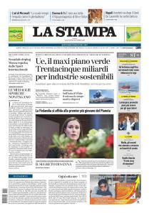 La Stampa Asti - 10 Dicembre 2019
