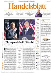 Handelsblatt - 5 November 2020