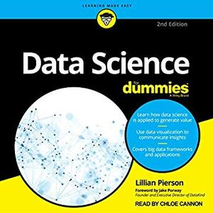 Data Science for Dummies, 2nd Edition [Audiobook]