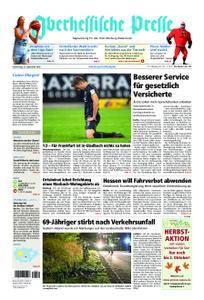 Oberhessische Presse Marburg/Ostkreis - 27. September 2018
