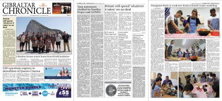 Gibraltar Chronicle – 10 August 2019