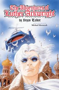 Dark Horse-Adventures Of Luther Arkwright 2016 Hybrid Comic eBook