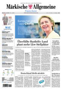 Märkische Allgemeine Prignitz Kurier - 17. Juli 2019
