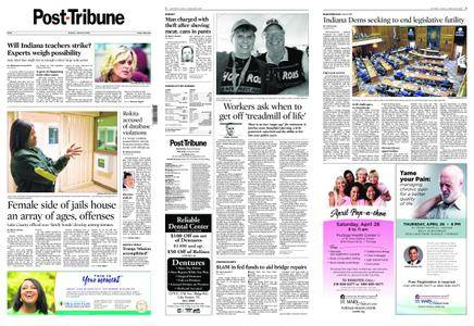 Post-Tribune – April 15, 2018