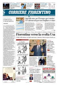 Corriere Fiorentino La Toscana – 26 maggio 2019