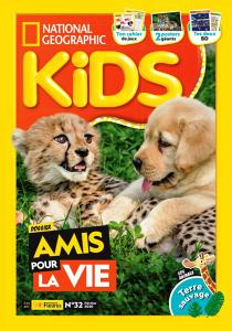 National Geographic Kids France - Février 2020