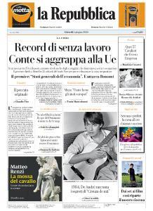 la Repubblica - 4 Giugno 2020