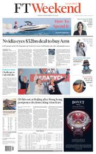 Financial Times Europe - August 1, 2020