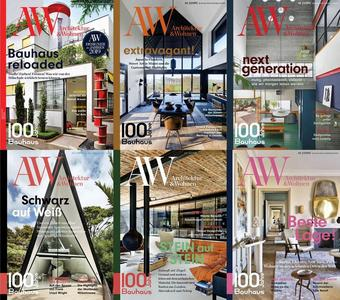 Architektur & Wohnen - Full Year 2019 Collection