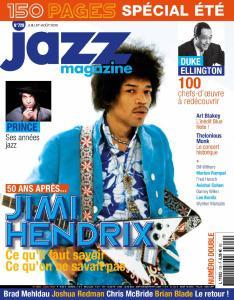 Jazz Magazine - Juillet-Août 2020