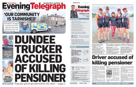 Evening Telegraph First Edition – June 20, 2019