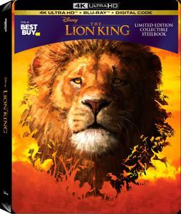 The Lion King (2019) [4K, Ultra HD]