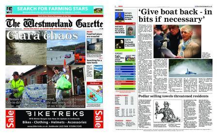 The Westmorland Gazette – February 13, 2020