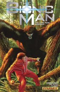 Dynamite-Kevin Smith s Bionic Man Vol 02 Bigfoot 2020 Hybrid Comic eBook