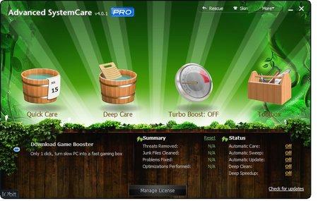 Advanced SystemCare Pro 4.1.0.235 Final Portable