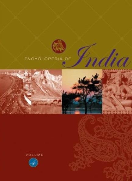 Encyclopedia of India (4 Volume Set) [Repost]