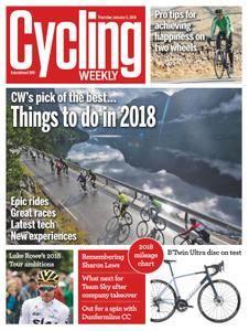Cycling Weekly - January 03, 2018