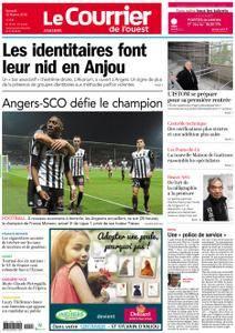 Le Courrier de l'Ouest Angers - 10 février 2018