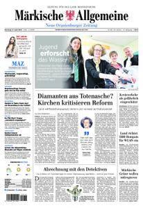 Neue Oranienburger Zeitung - 17. April 2018