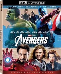 The Avengers (2012) [4K, Ultra HD]