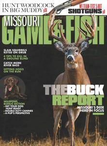 Missouri Game & Fish - October 2018