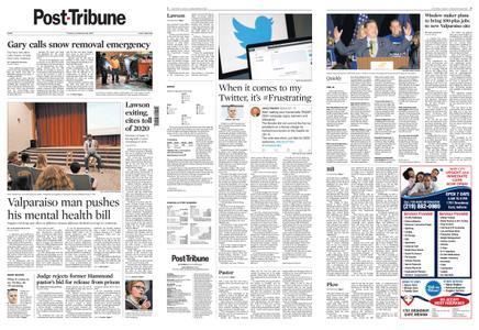 Post-Tribune – February 16, 2021