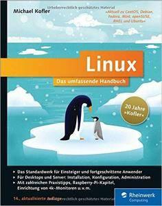 Linux: Das umfassende Handbuch, Auflage: 14