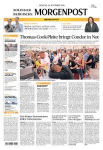 Solinger Morgenpost – 24. September 2019