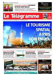 Le Télégramme Brest Abers Iroise – 18 octobre 2021