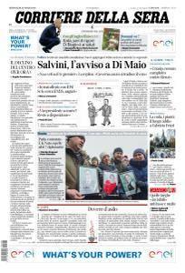 Corriere della Sera - 28 Marzo 2018