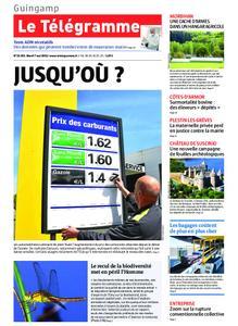 Le Télégramme Guingamp – 07 mai 2019