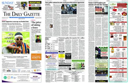 The Daily Gazette – June 07, 2020