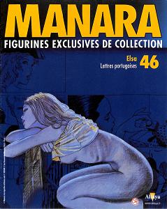 Manara - Figurines Exclusives De Collection - Tome 46