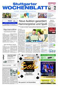 Stuttgarter Wochenblatt - Stuttgart West & Nord - 25. September 2019