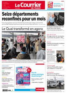 Le Courrier de l'Ouest Angers – 19 mars 2021