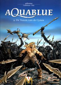 Aquablue - 09 - De Totem van de Cynos