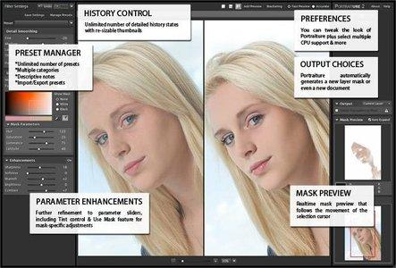 Imagenomic Portraiture 3.0.2 Build 3027 for Adobe Photoshop