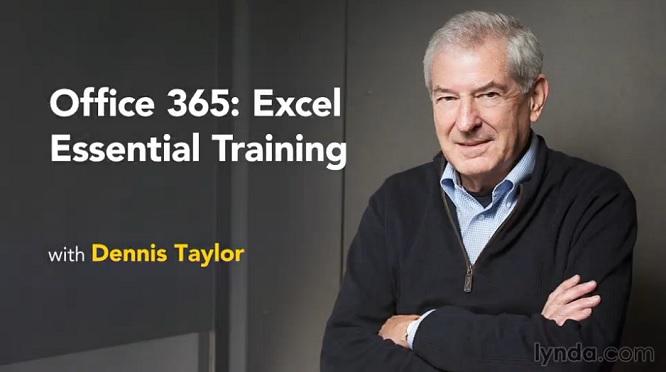 Office 365: Excel Essential Training